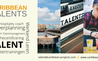 Caribbean Projects BV presenteert haar nieuwe concept Caribbean Talents